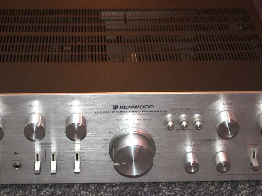 Kenwood KA-8100 Integrated Amplifier