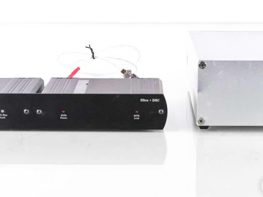 Audio Alchemy UltraDAC D/A Converter / Jitter Filter; DITB w/ DTI; Custom PSU (21767)