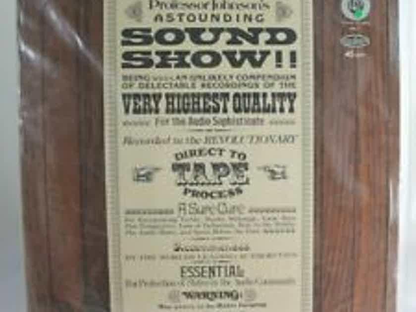 Professor Johnson's Astounding  Sound Show Reference Recordings RR7