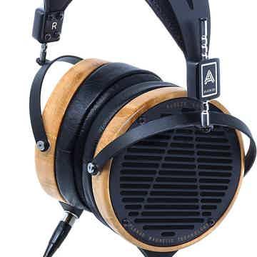 LCD 3 Planar Magnetic Headphones w/ Maple