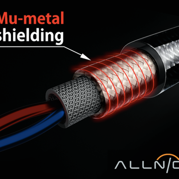 ZL Technologies Mu-7R Phono Cable