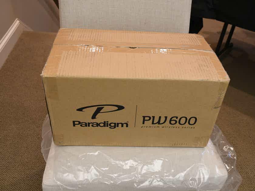 Paradigm pw600