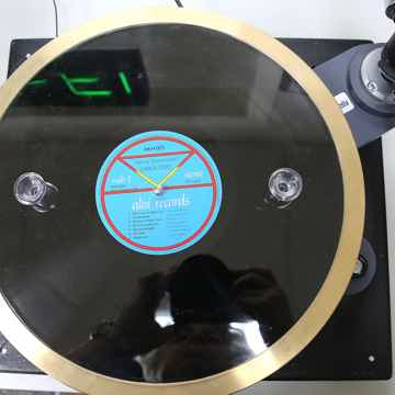 AR Turntable Modifications