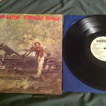 William Eaton Struggle Buggy White Label Promo LP