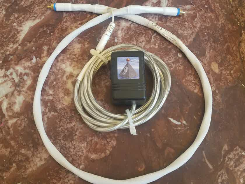Synergistic Research Digital Active Coaxial Cable - 1Meter - MAKE OFFER!