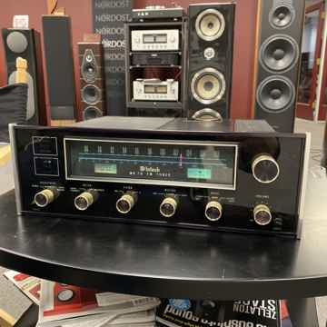McIntosh MR78 FM Tuner
