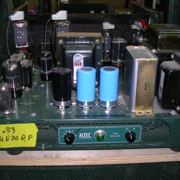 ALTEC 1570 B TUBE AMPLIFIER one or more