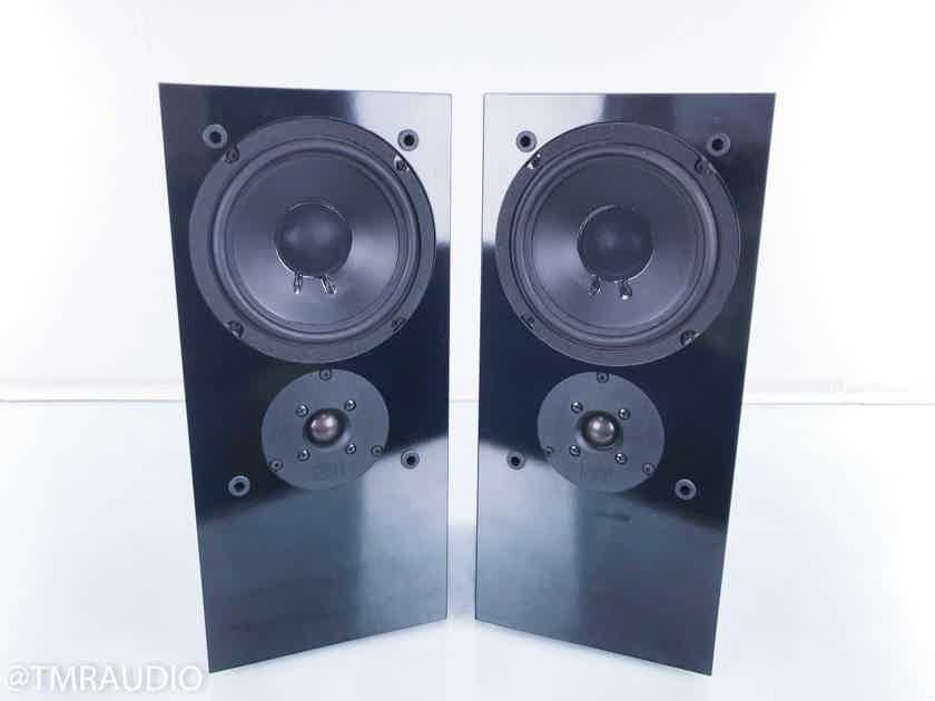 NHT Model 1.3A Bookshelf Speakers Black Pair (15781)