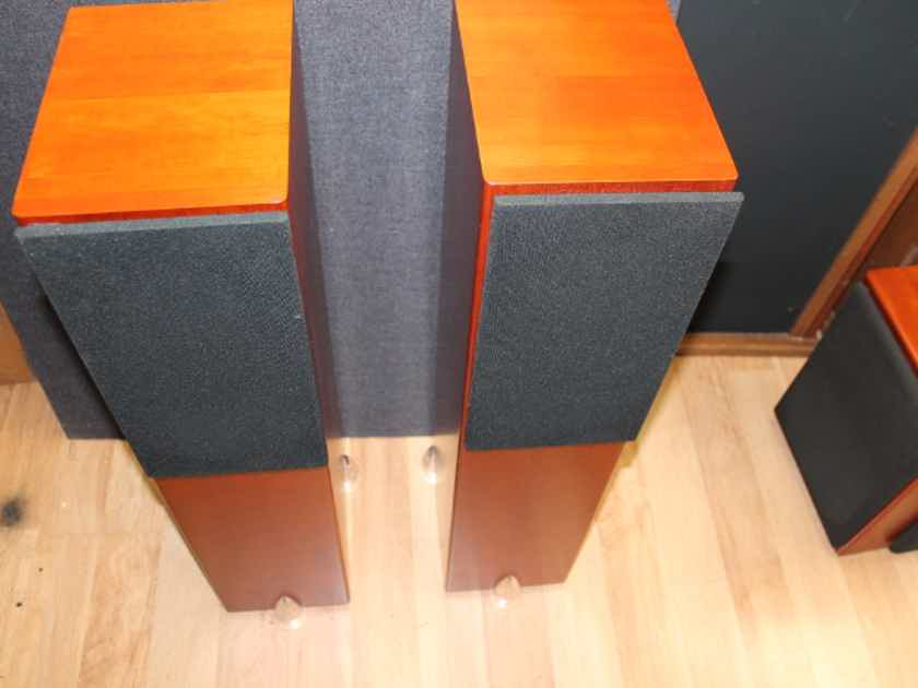1 Pair :  Totem Acoustic Forest Speakers in Excellent Condition w/ The Claws
