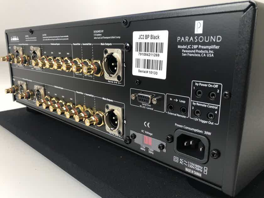 Parasound Halo JC 2 BP Preamp - Complete and Almost New