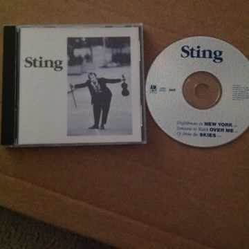 Sting - Englishman In New York/Someone To Watch Over Me...