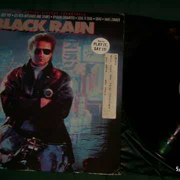 Soundtrack - Black Rain Michael Douglas Film Vinyl LP NM
