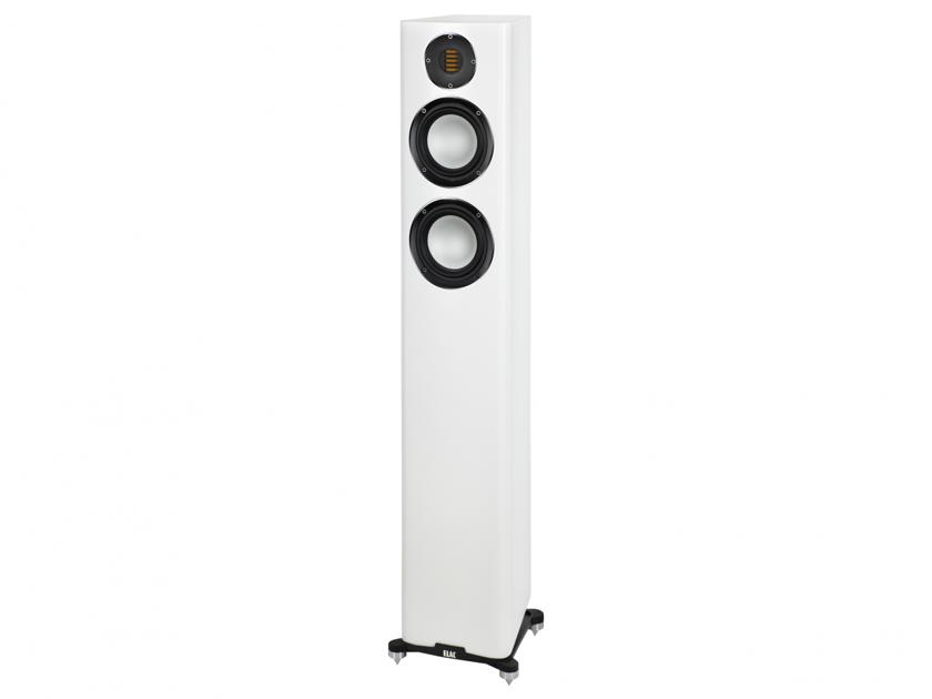 Elac Carina FS247.4 speaker towers