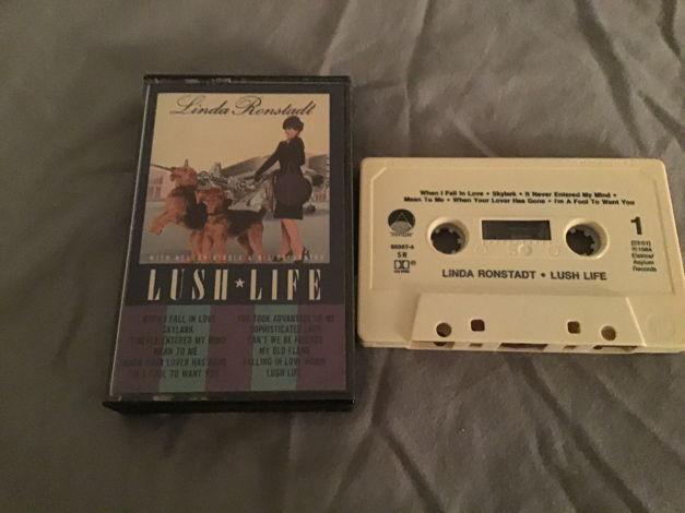 Linda Ronstadt Pre Recorded Cassette