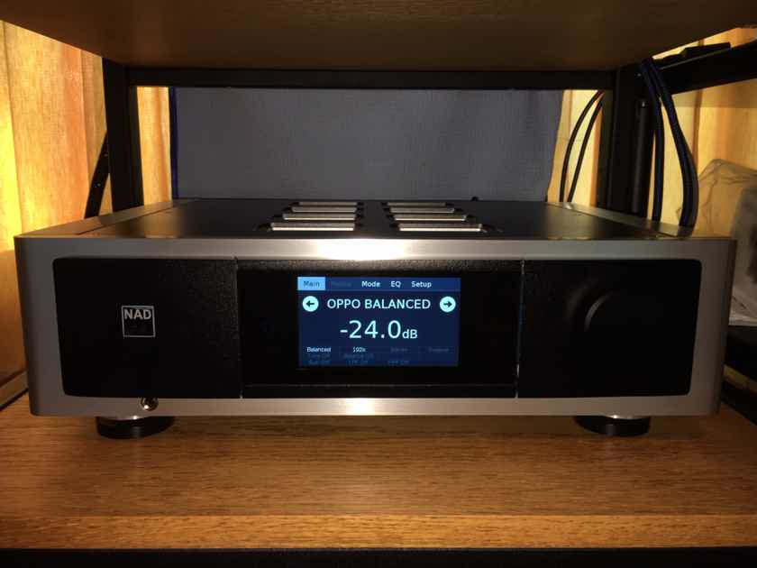 NAD Master Series M32 DirectDigitalTM Integrated Amplifier