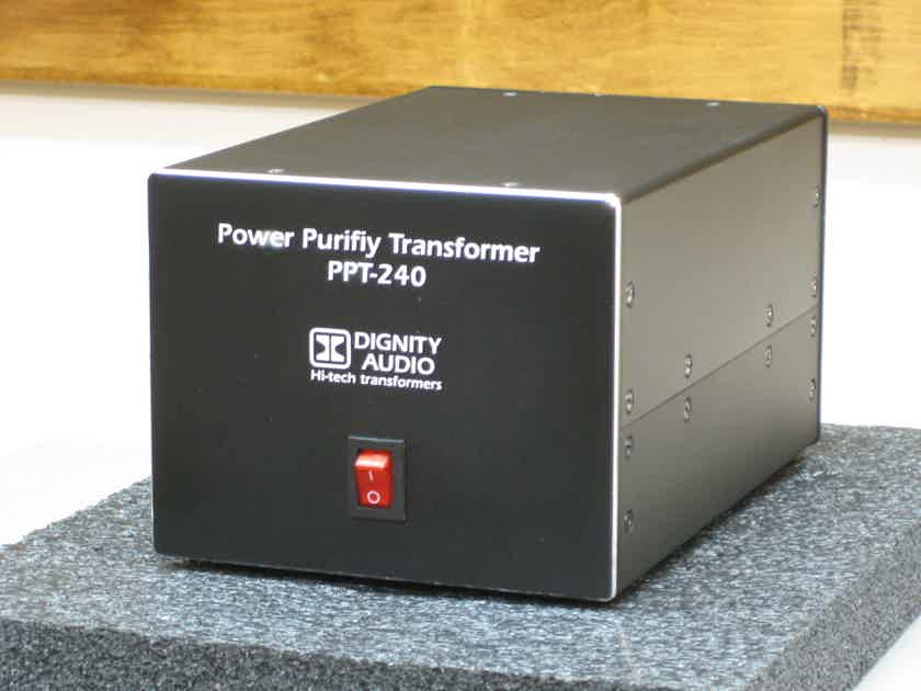Dignity Audio PPT-240 AC power purify transformer