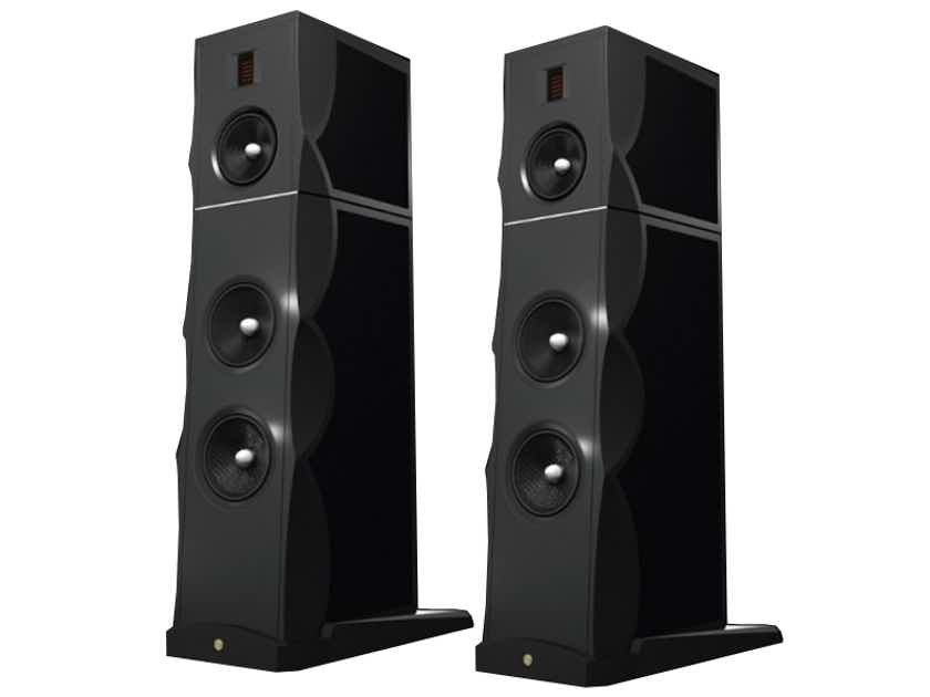 GOLD NOTE XT-7 Loudspeakers: Mint DEMO; Full Warranty; 59% Off