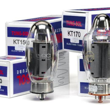 KT150 and KT170 tubes