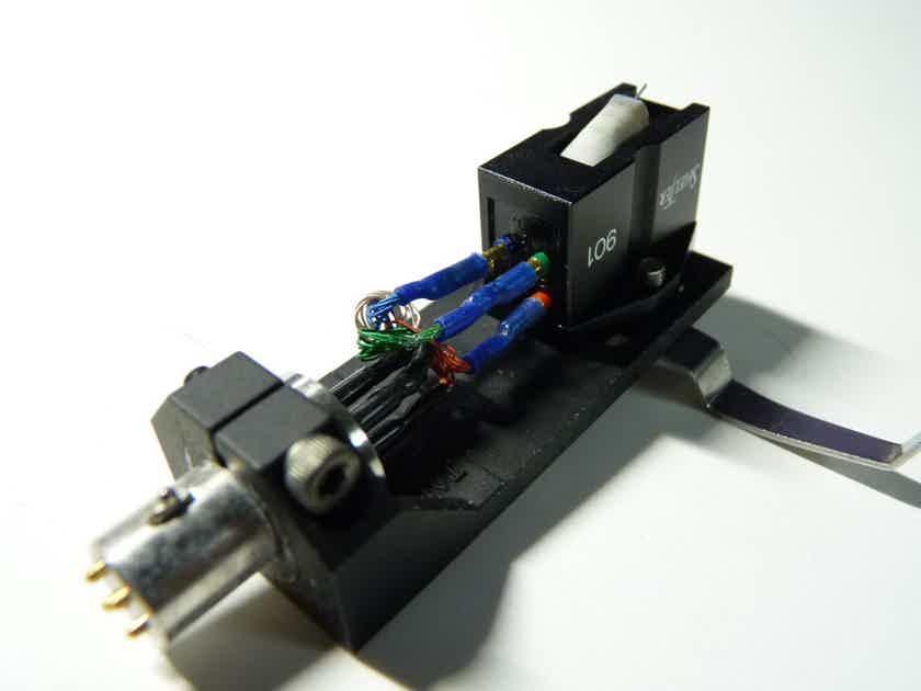 Shelter 901 cartridge medium output MC