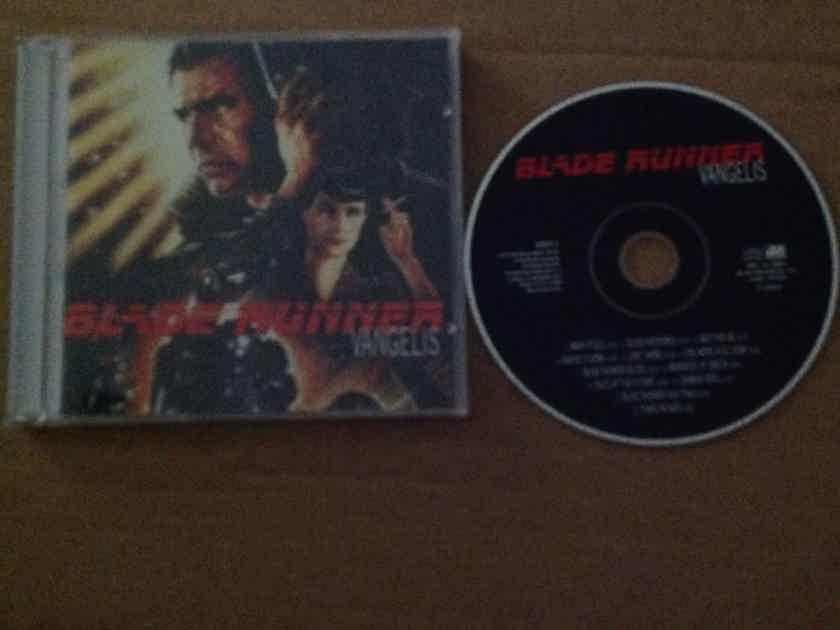 Vangelis - Blade Runner Atlantic Records Compact Disc