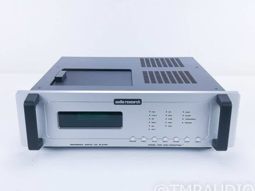 Audio Research Reference 9 CD Player / DAC D/A Converter; Remote (16663)