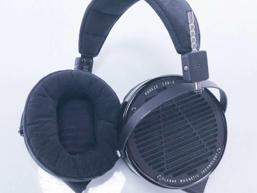 Audeze LCD-X Open-Back Planar Magnetic Headphones (11174)