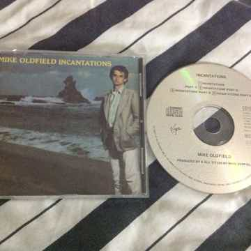 Mike Oldfield - Incantations Full Version Virgin Record...