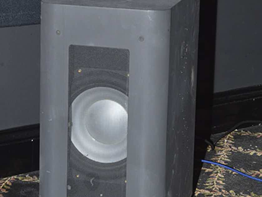 Thiel Audio SS-1 Solid, smooth bass for Thiel spkrs