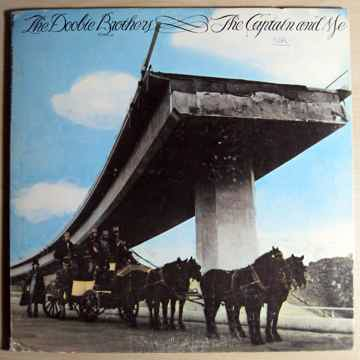 The Doobie Brothers - The Captain And Me -1974 Repress ...