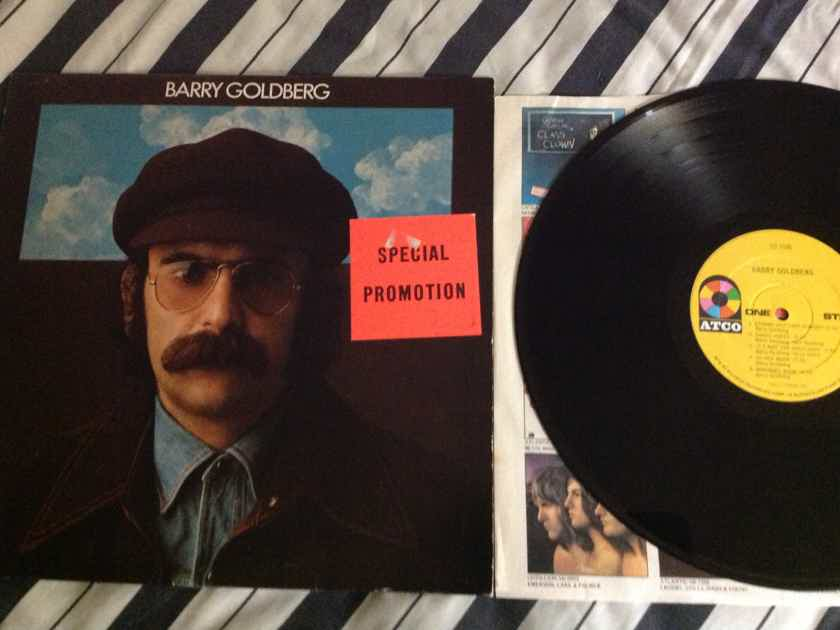 Barry Goldberg - S/T  Atco Records Label Vinyl  LP NM Bob Dylan Producer