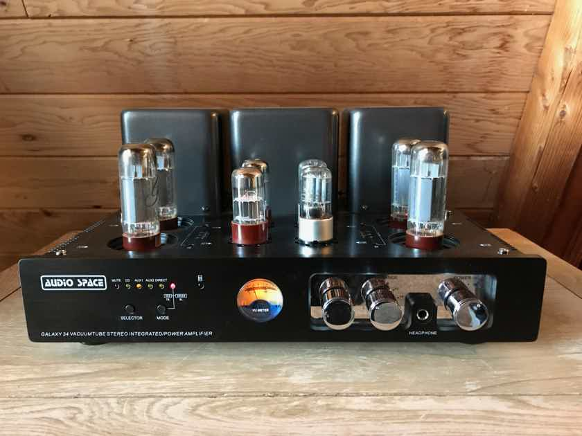 Audio Space Galaxy 34