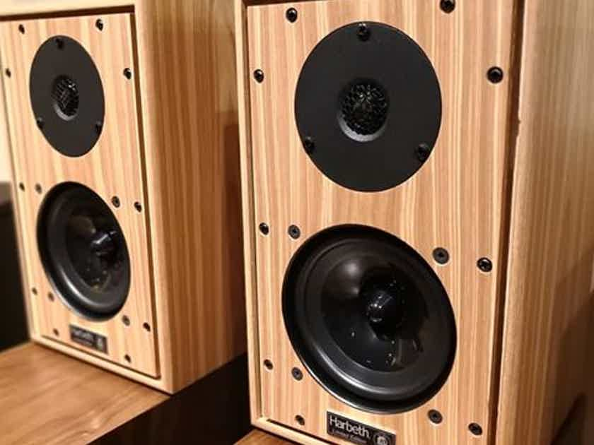 Harbeth 40th Anniversary P3ESR Monitor Speakers