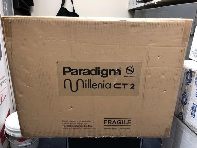Paradigm MilleniaOne CT Millenia CT2