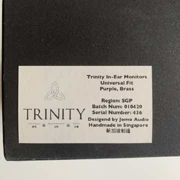 Jomo Audio Trinity Brass UIEM