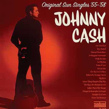 "Johnny Cash - Original Sun Single ""55-'58"