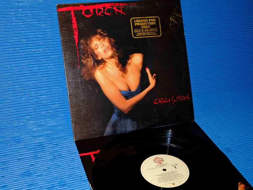 "CARLY SIMON  - ""Torch"" - Warner Bros 'Promo'  1981 Mastered by Sterling"