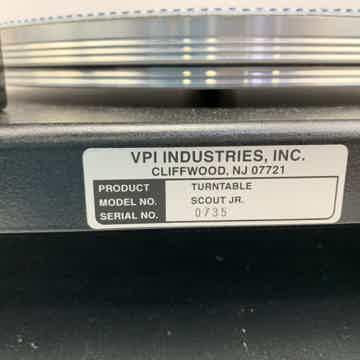 VPI Industries Scout Jr.