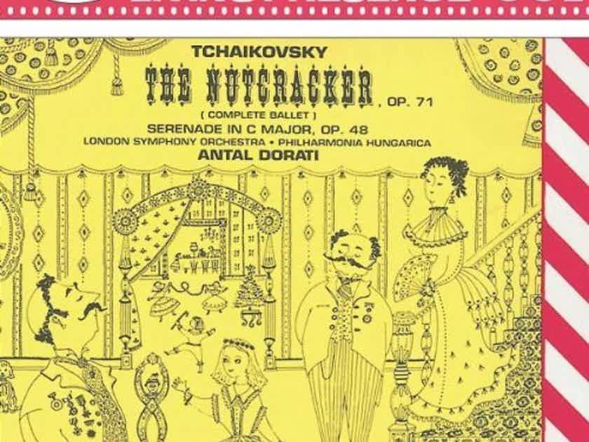 Tchaikovsky The Nutcracker 2 SACD SET - Complete Ballet Dorati London Symphony NEW