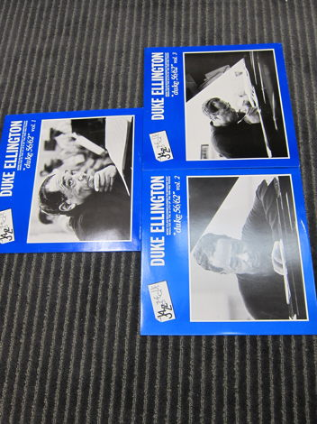 Duke Ellington Vol 1,2 +3, 1956-62