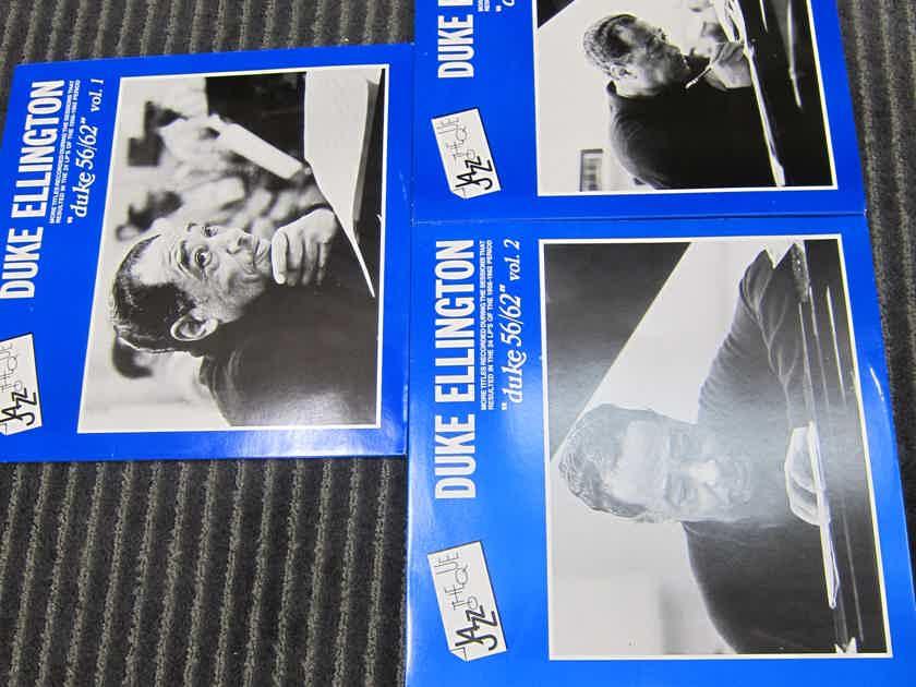 Vol 1,2,3 Duke Ellington CBS Jazz The Que LPS, Ex Sound, Production, quality and Condition