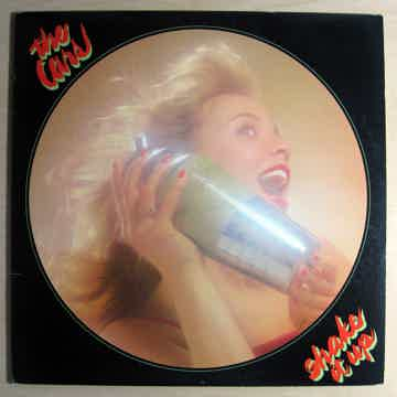 The Cars - Shake It Up  - STERLING Mastered 1981 Elektr...