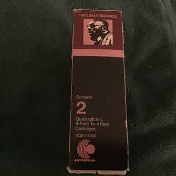 Isaac Hayes Shaft Quadraphonic 2 Tape Set Stax Records