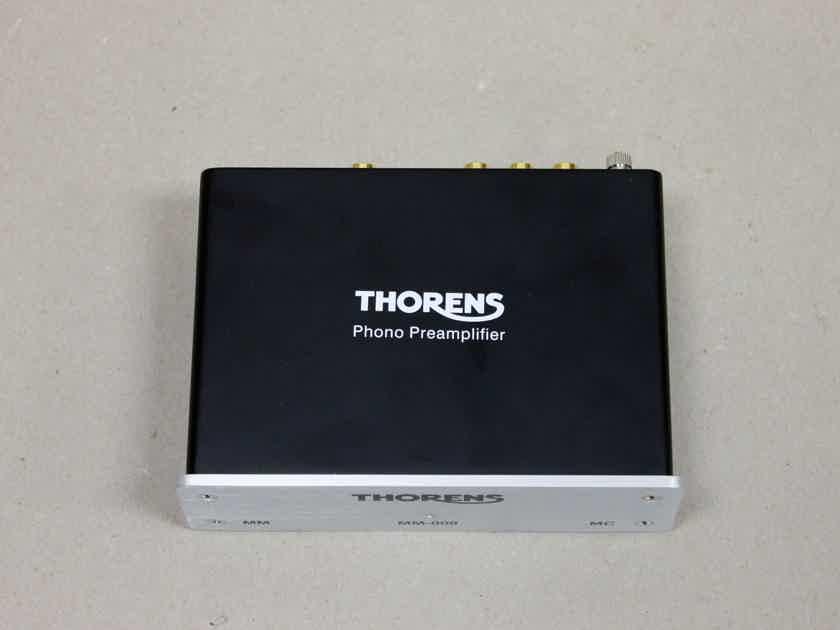 Thorens MM-008 Phono Preamplifier, Open Box