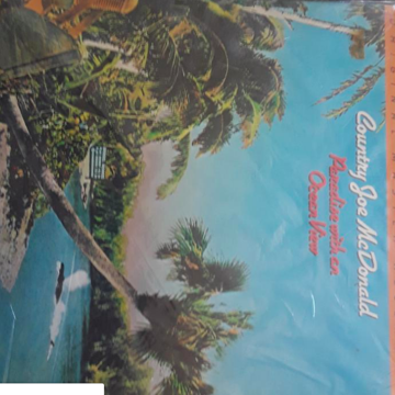 Country Joe McDonald Paradise with an Ocean View - MFSL