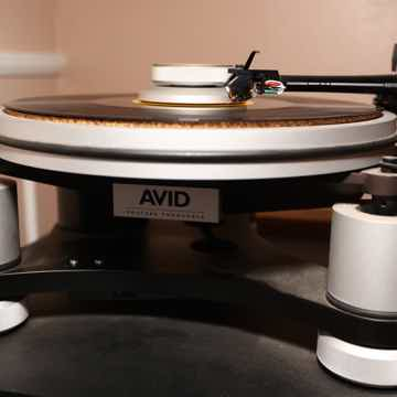 Avid Volvere, Sme 5 & Cart and Dust Cover