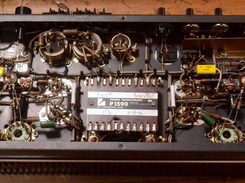 Luxman  MQ-60 stereo tube amplifier