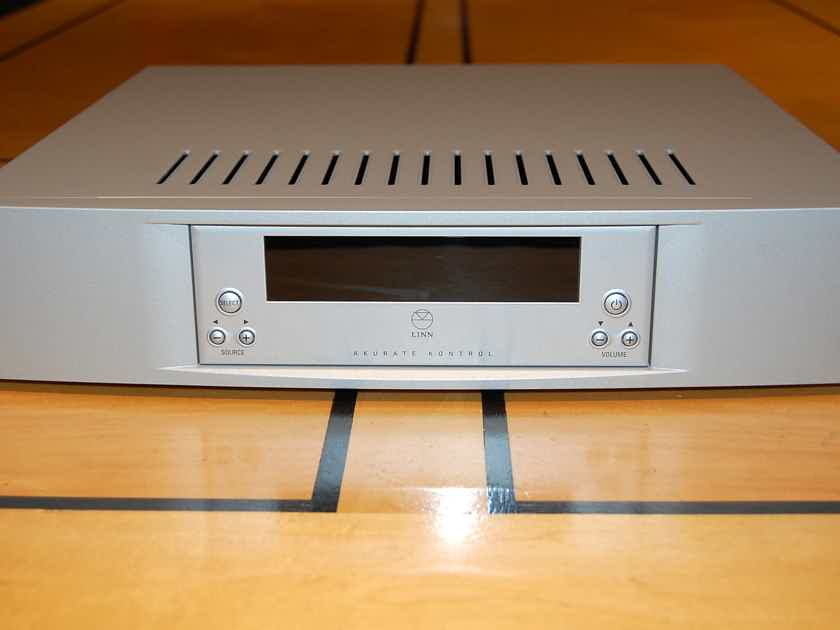 Linn Akurate Kontrol Multi channel surround OR stereo preamp