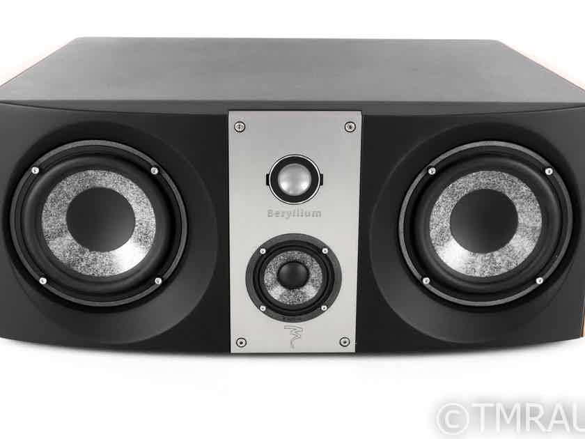 Focal Electra CC1008 BE II Center Channel Speaker; Walnut / Black (22738)
