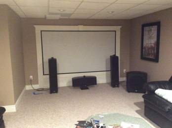 Jim Boeski's B&W Theater System