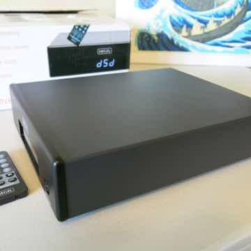 Hegel HD12 DAC/Headphone amp